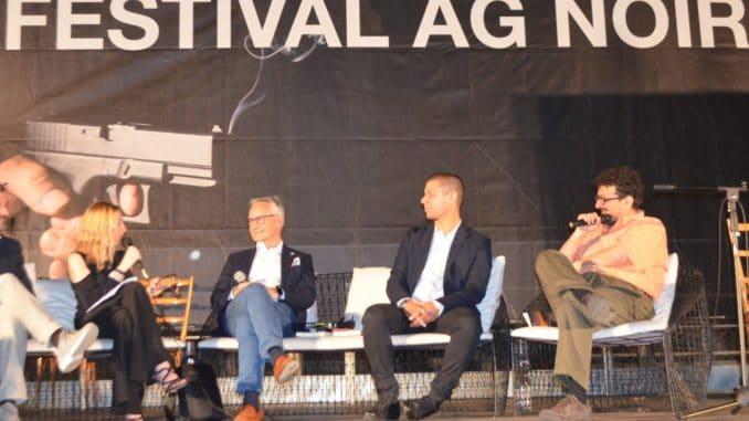 Andora - Festival letterario AG Noir