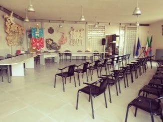 Borgio Verezzi - Sala Consiliare