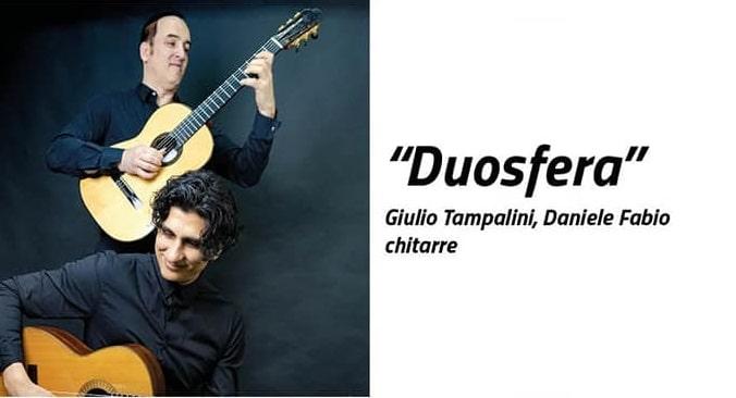 Duosfera ai Concerti dal Balcone di Loano