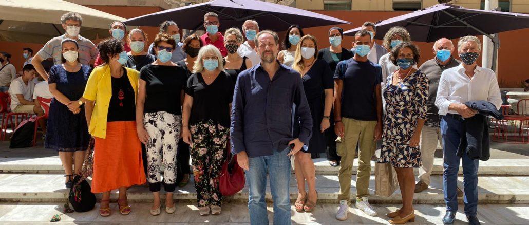 Elezioni Regione Liguria 2020 - lista Linea Condivisa