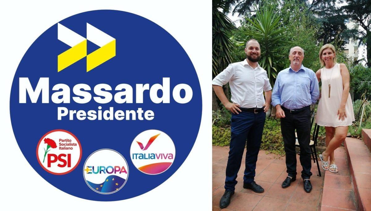 Elezioni Regione Liguria - Vincenzo Munì Aristide Massardo Barbara Pasquali