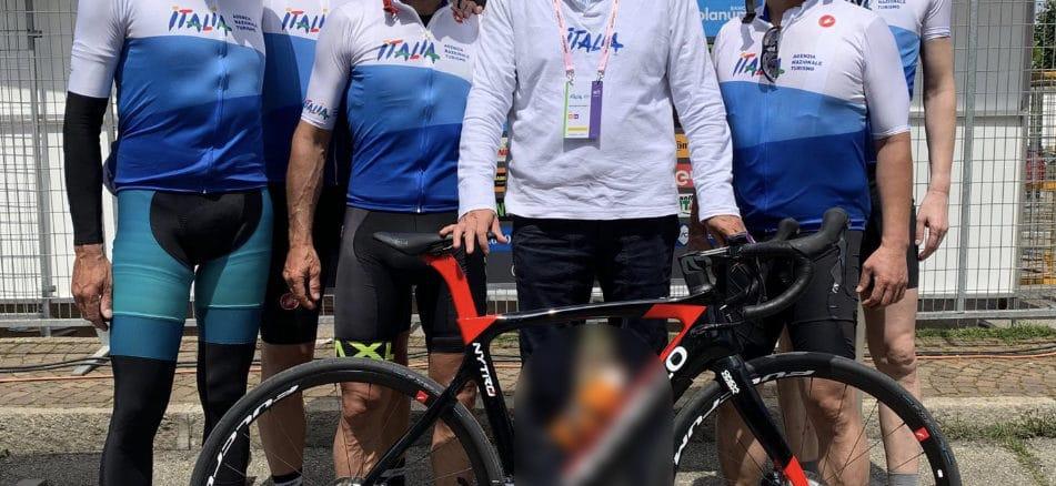Enit partecipa al Giro d'Italia Under 23