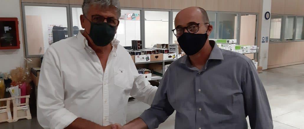 Florcoop - Gianfranco Croese e Mario Cimino