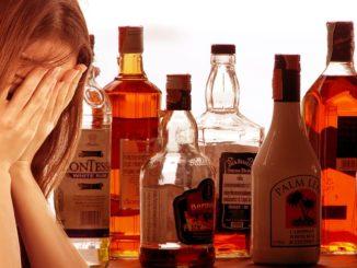Giovane e alcolici