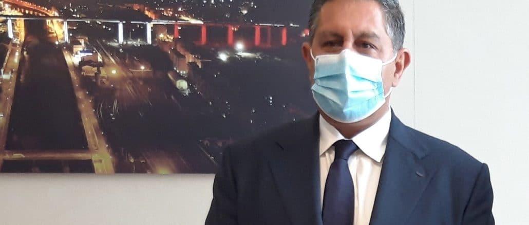 Giovanni Toti - Presidente di Regione Liguria