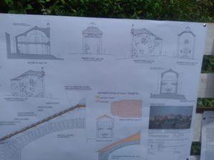 Il progetto di restauro di San Pantaleo (Foto Daros)