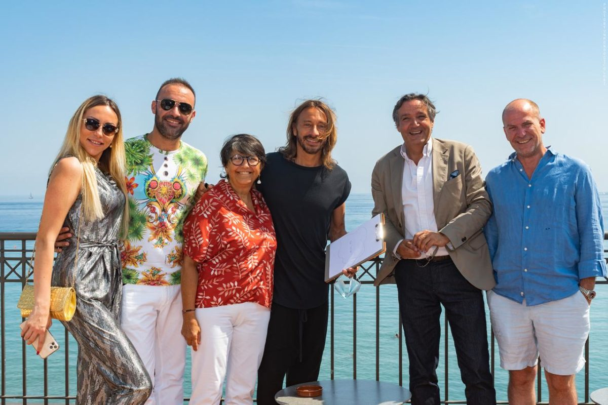 Jasmine, Niccolò Fiori, Angela Berrino, Bob Sinclair, Angelo Galtieri e Massim Parodi