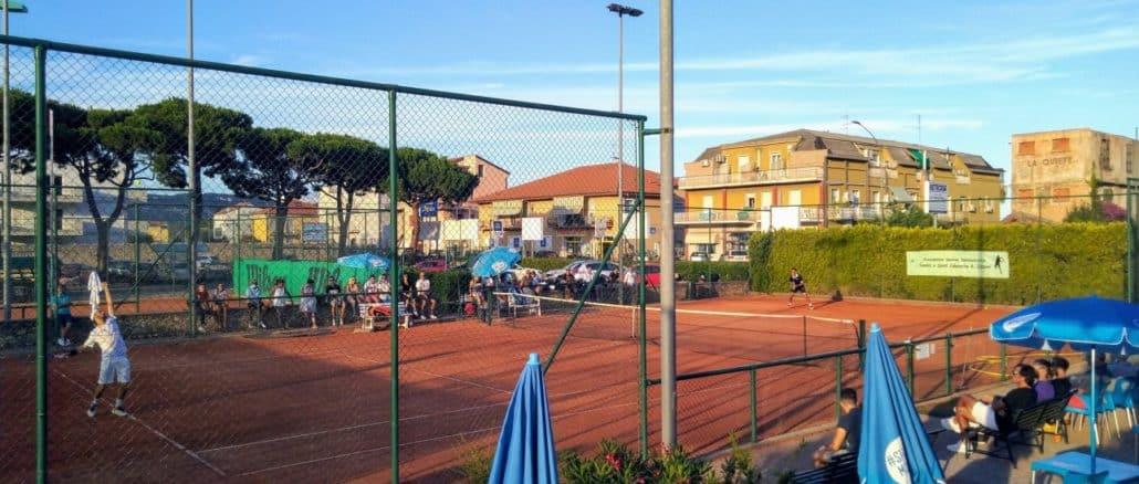 Loano - campi da tennis