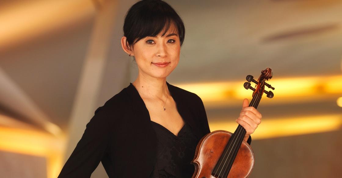 Naoko Shimitzu, viola
