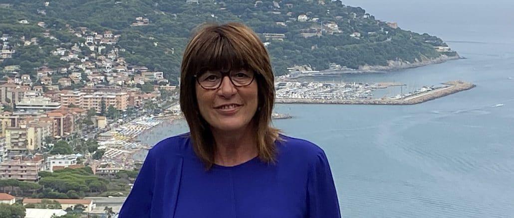 Patrizia Lanfredi ad Andora