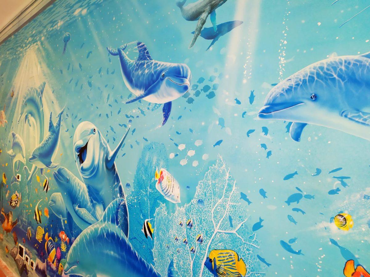 Pediatria Savona - Ospedali dipinti