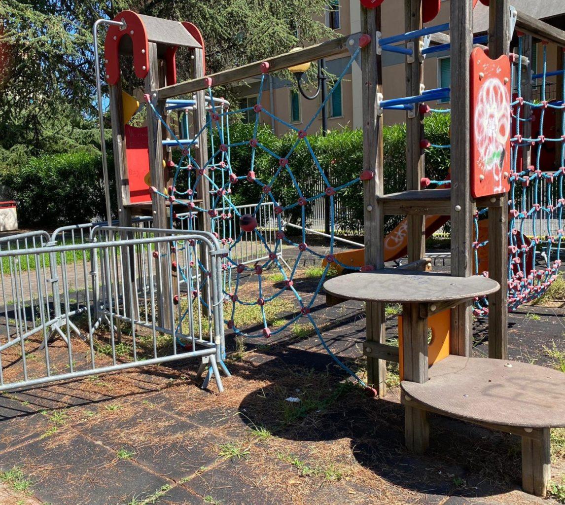Pietra Ligure - Parco giochi