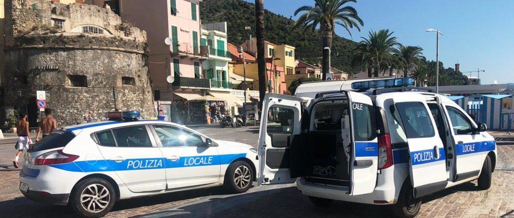 Polizia Locale Ceriale - Controlli covid