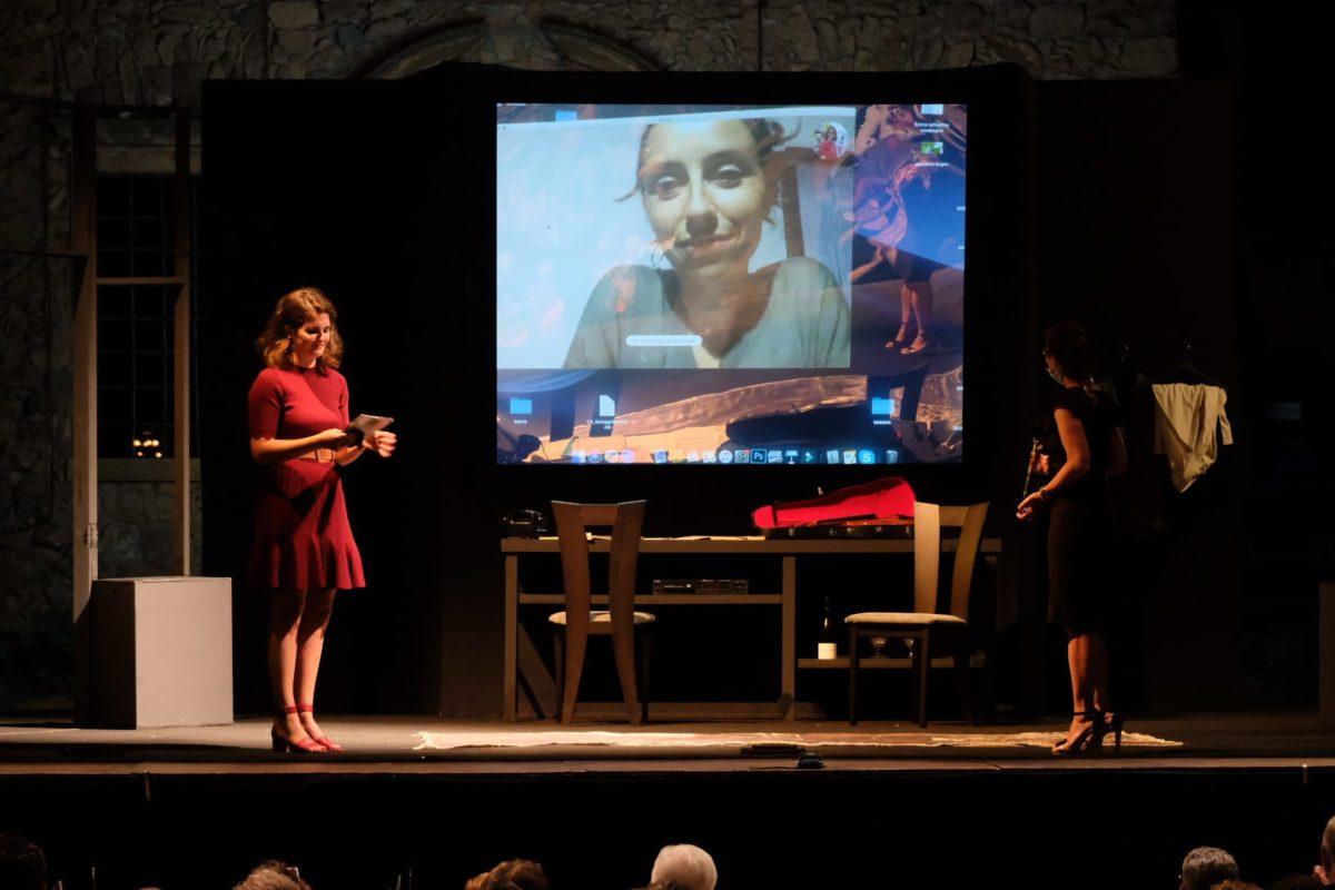 Premio De Mari 2020 (2)- Maddalena Pizzonia, Marta Zito e Anna Cossetta