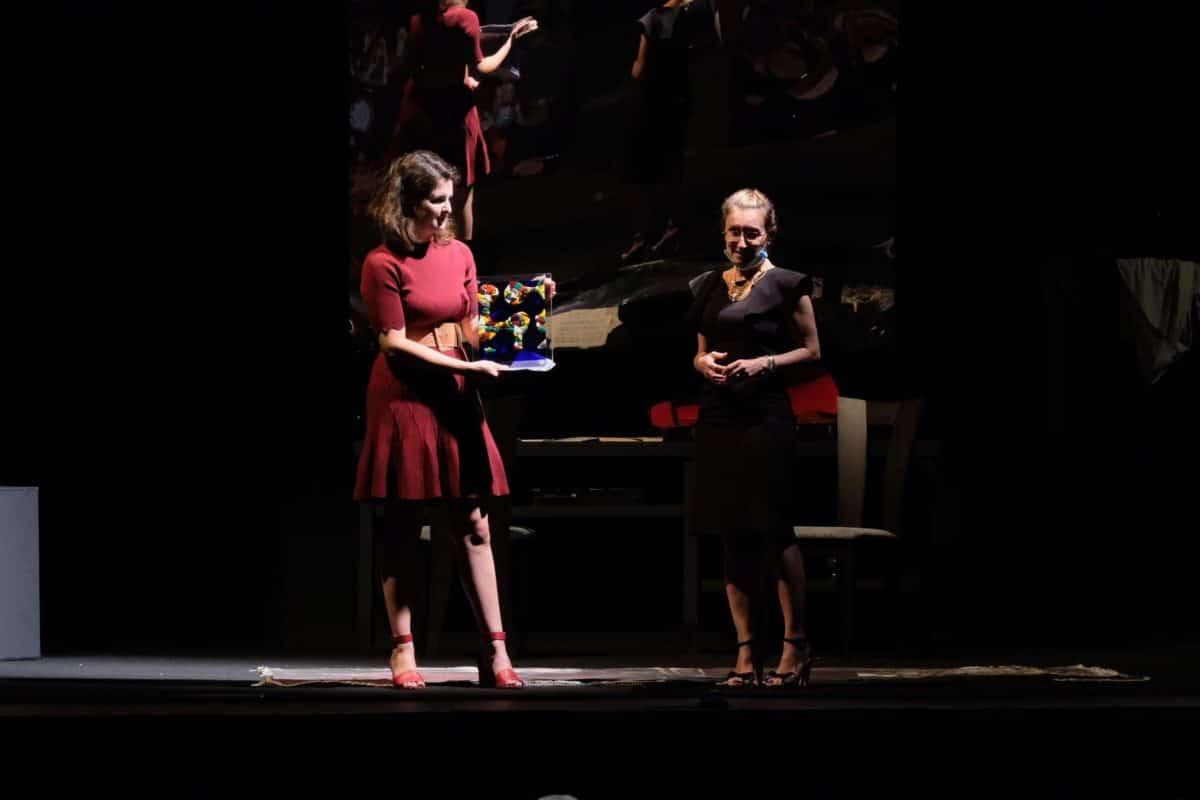 Premio De Mari 2020 - Maddalena Pizzonia e Anna Cossetta