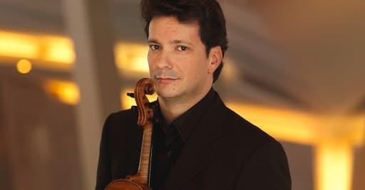 Simone Bernardini, violino