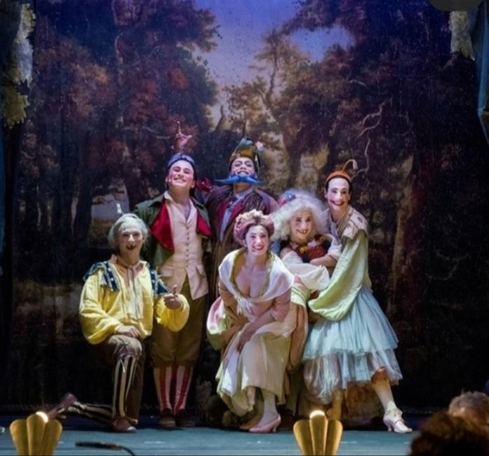 TiR – Mozart - Bastiano e Bastiana di Davide Livermore