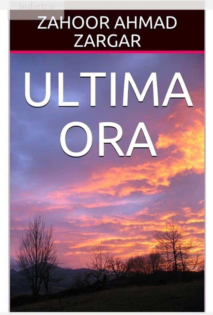 copertina Ultima Ora - libro di Zahoor Ahmad Zargar