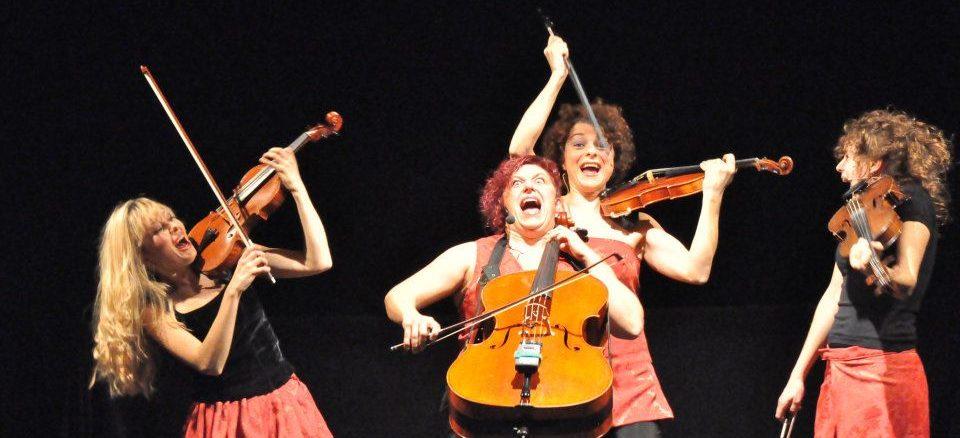 euphoria quartet a Savona