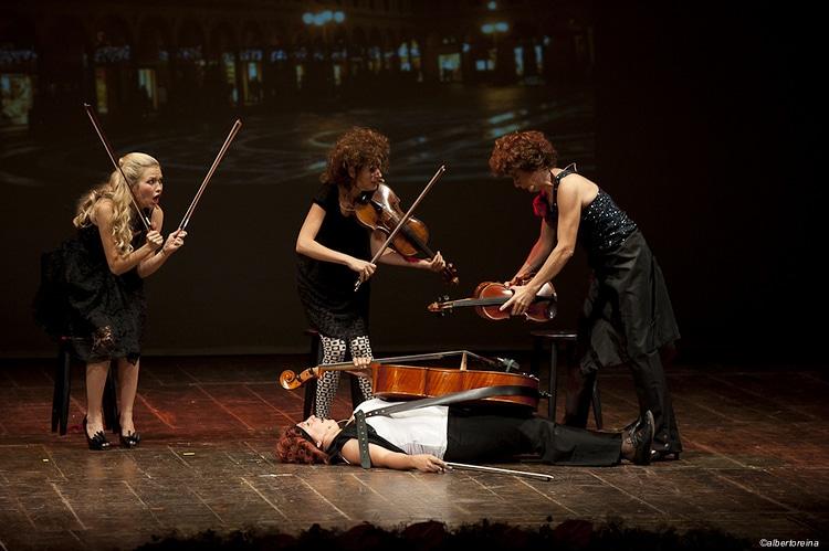 euphoria quartet