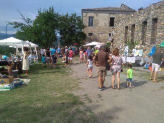 il mercatino (Foto Daros)