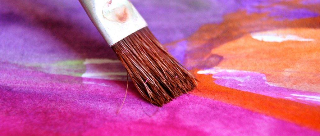 pennello colori