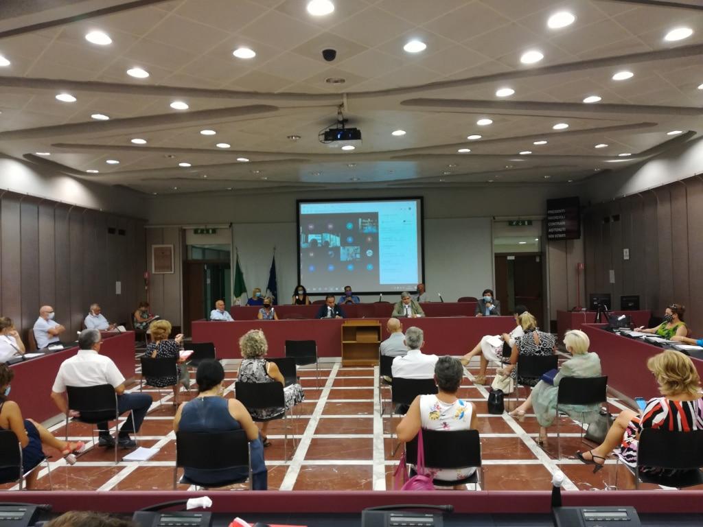 provincia Savona incontro scuole