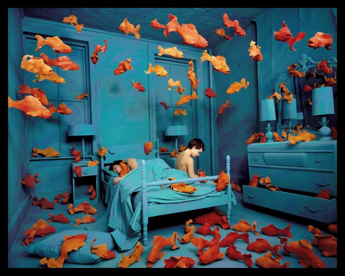 SANDY SKOGLUND, Revenge of the Goldfish 1981