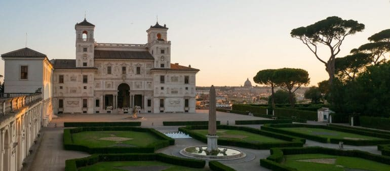 Accademia di Francia a Roma – Villa Medici