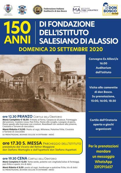 Alassio festa Salesiani