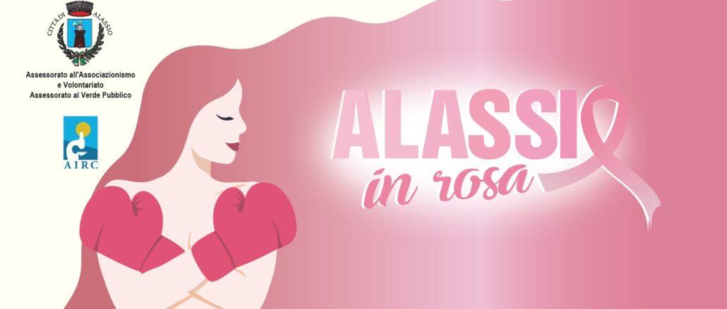 Alassio in Rosa- prevenzione tumore al seno
