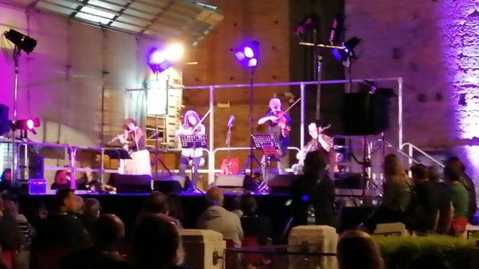 Albenga - gru quartet