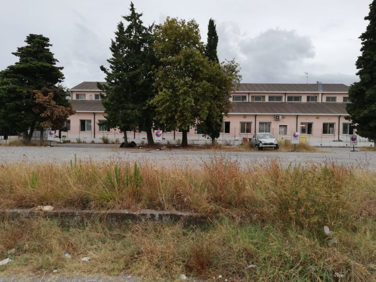Albenga - piazzale Campochiesa