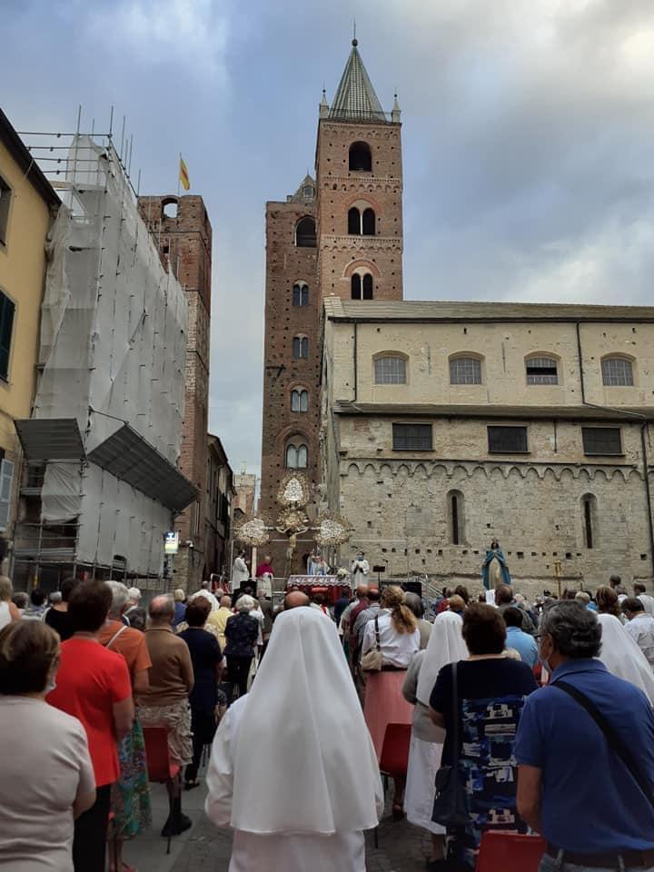 Albenga - raduno confraternite 2
