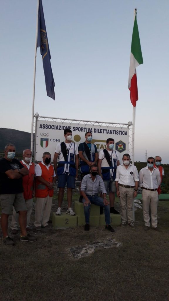 Albenga - set giovanile trofeo tiro al volo