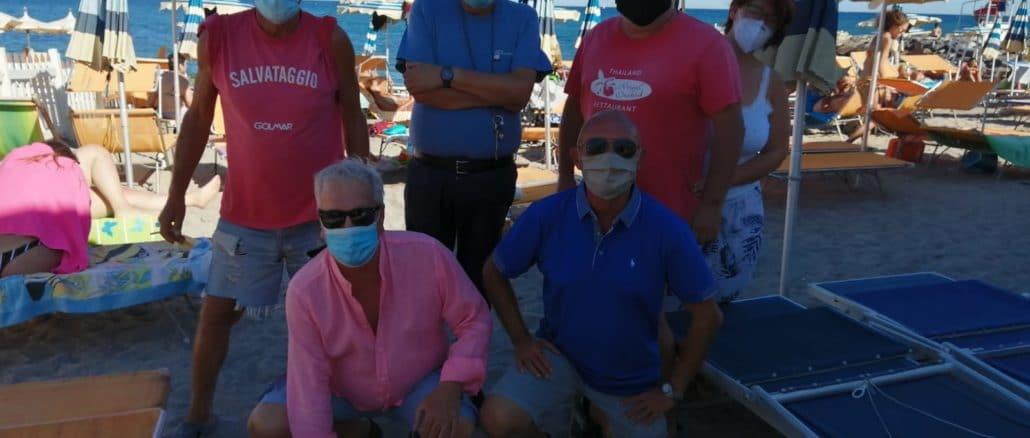Albenga - spiaggia sla