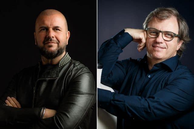 Alessio Badia e Giorgio Magello Mantovani