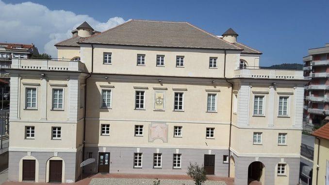 Andora Palazzo Tagliaferro - esterno