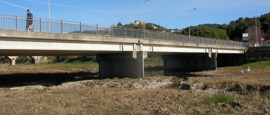 Andora - il ponte via Europa unita
