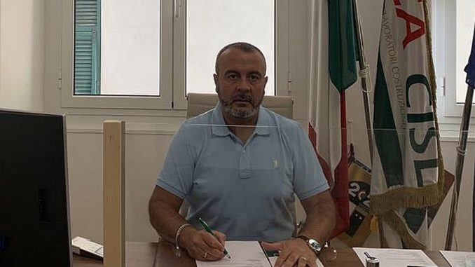 Andrea Tafaria - Filca Cisl Liguria