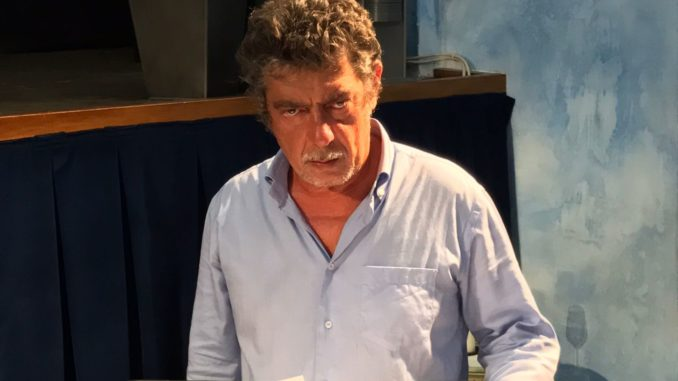 Antonio Carlucci - Teatro Sacco Savona TSage a voce piena