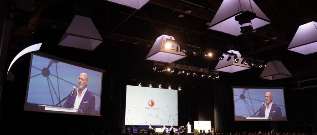 Cibus Forum - seconda giornata a Parma