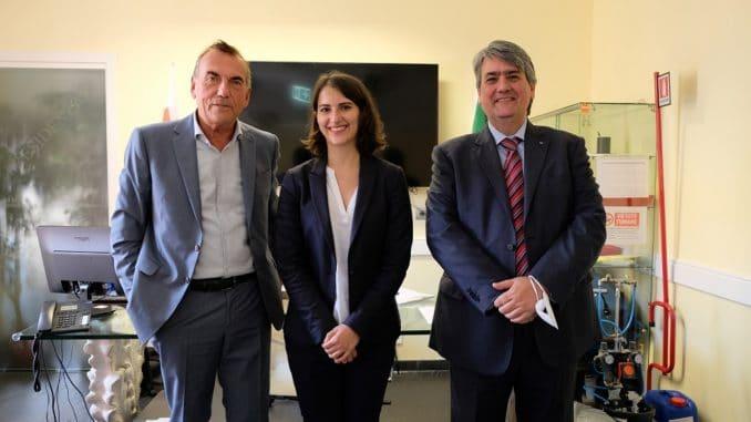 Elezioni Regione Liguria - incontro Alice Salvatore e Confsal