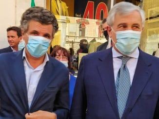 Forza Italia - Carlo Bagnasco e Antonio Tajani