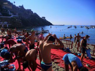 Genova Sestri Levante duathlon Sea2Sky - foto gara