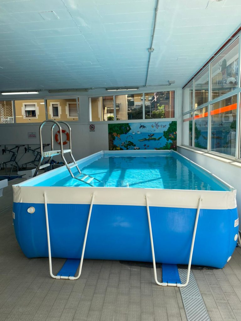 Piscina Alassio - piscina piccola