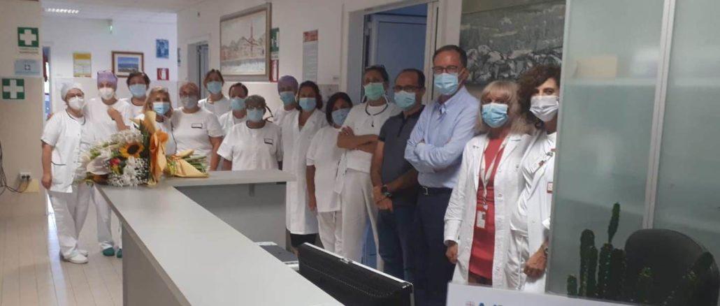 Reparto di Comunità aperto in Ospedale di Cairo Montenotte