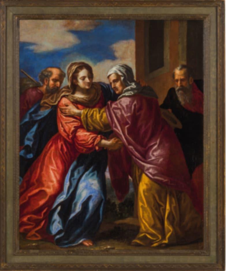 Robatto - Incontro fra Maria e SantAnna