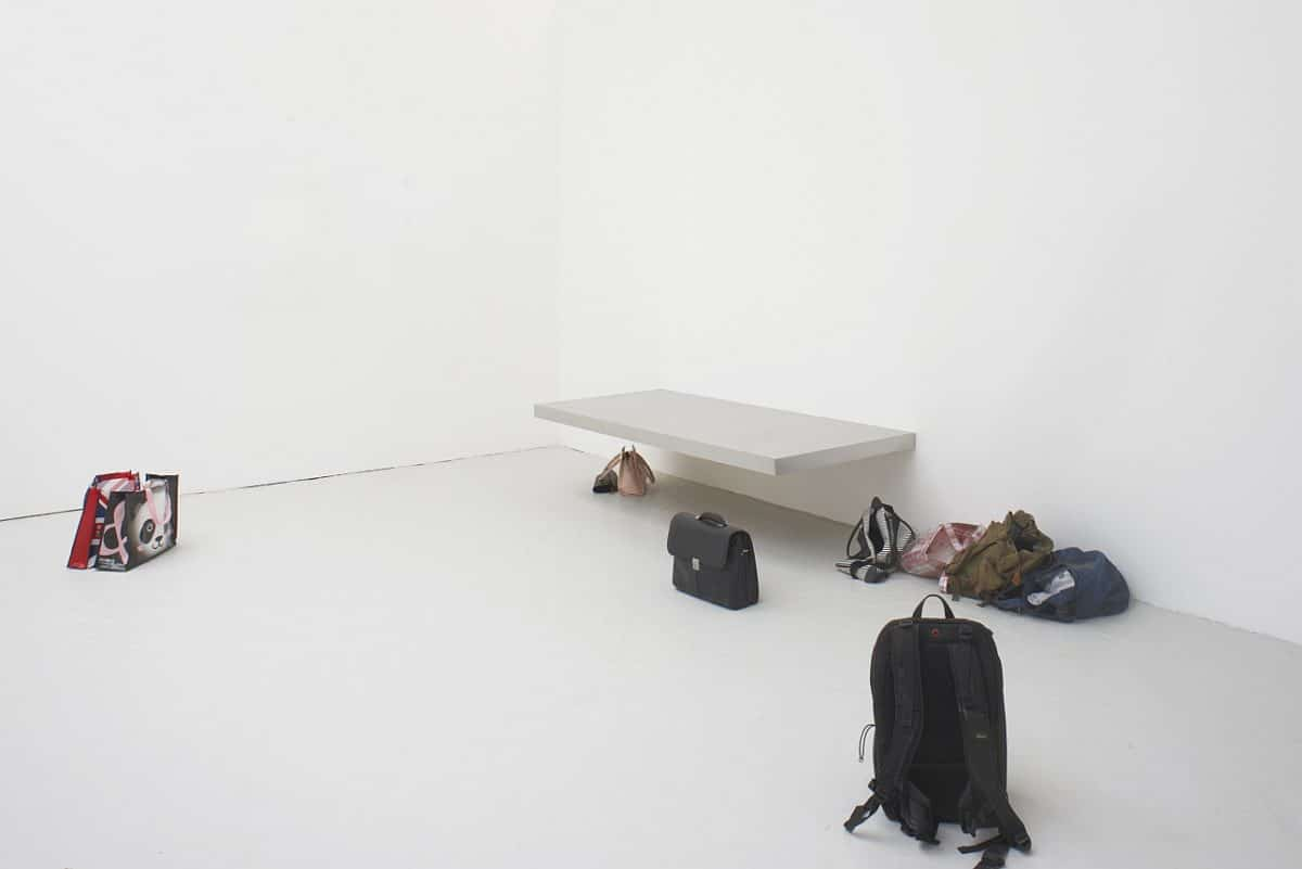 Tieu_Song For Unattended Items, 2018_10