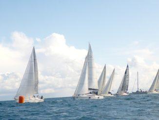 Vela - Campionato Invernale Marina di Loano